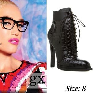 GX by Gwen Stefani Shoes - 🍃🖤 GX by Gwen Stephanie Black Noriko Ankle Boots
